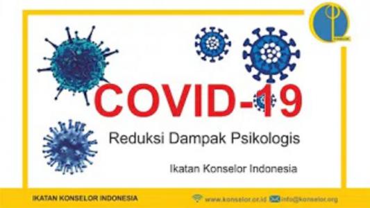 Bersama Cegah Covid-19 Ikatan Konselor Indonesia
