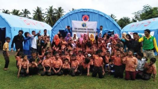 IKI Gelar Pelayanan Trauma Konseling untuk Korban Gempa Pidie Jaya