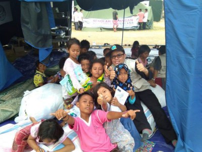 Donasi untuk Pemulihan Trauma Korban Bencana (Ikatan Konselor Indonesia Peduli Bencana)